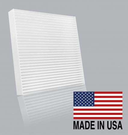 Acura MDX - Acura MDX 2008 - FilterHeads - AQ1058 Cabin Air Filter - Particulate Media