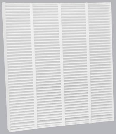 Honda Insight - Honda Insight 2000 - FilterHeads - AQ1071 Cabin Air Filter - Particulate Media
