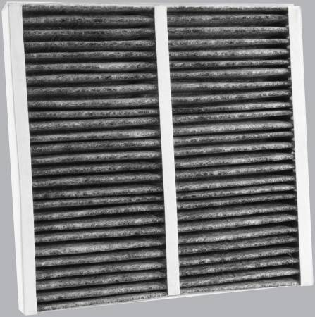 FilterHeads - AQ1075C Cabin Air Filter - Carbon Media, Absorbs Odors - Image 1