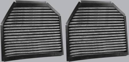 FilterHeads - AQ1078C Cabin Air Filter - Carbon Media, Absorbs Odors - Image 2