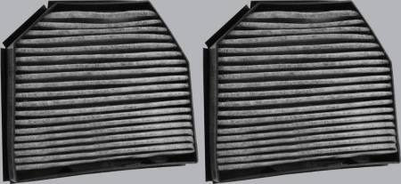 FilterHeads - AQ1078C Cabin Air Filter - Carbon Media, Absorbs Odors - Image 3