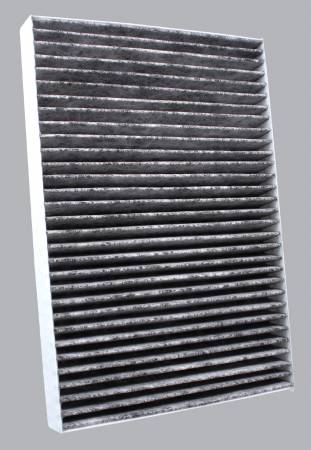 FilterHeads - AQ1082C Cabin Air Filter - Carbon Media, Absorbs Odors - Image 1
