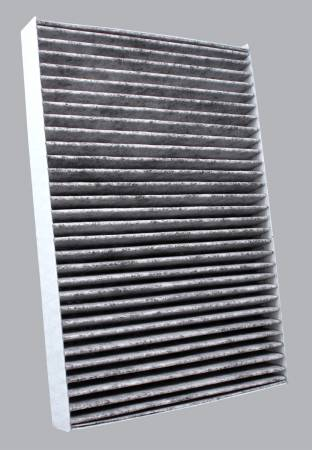 FilterHeads - AQ1082C Cabin Air Filter - Carbon Media, Absorbs Odors - Image 2