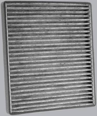 FilterHeads - AQ1084C Cabin Air Filter - Carbon Media, Absorbs Odors
