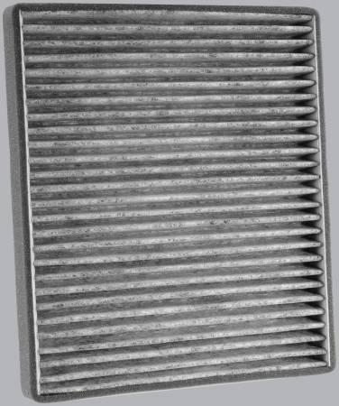 Hummer H2 - Hummer H2 2008 - FilterHeads - AQ1084C Cabin Air Filter - Carbon Media, Absorbs Odors