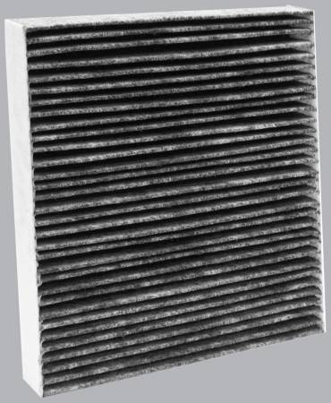 FilterHeads - AQ1091C Cabin Air Filter - Carbon Media, Absorbs Odors - Image 1
