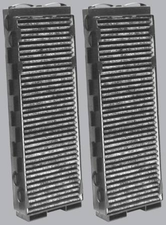 FilterHeads - AQ1093C Cabin Air Filter - Carbon Media, Absorbs Odors - Image 2