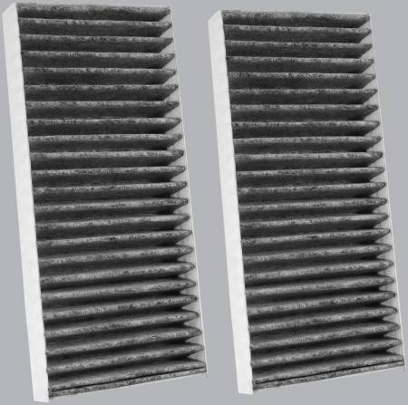 Nissan NV3500 - Nissan NV3500 2012 - FilterHeads - AQ1095C Cabin Air Filter - Carbon Media, Absorbs Odors