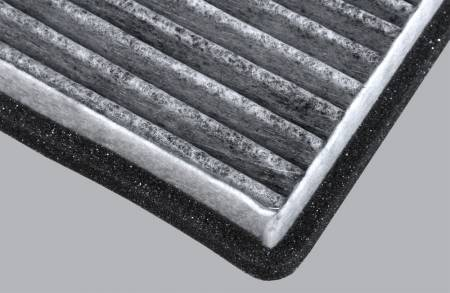 FilterHeads - AQ1099 Cabin Air Filter - Carbon Media, Absorbs Odors - Image 2