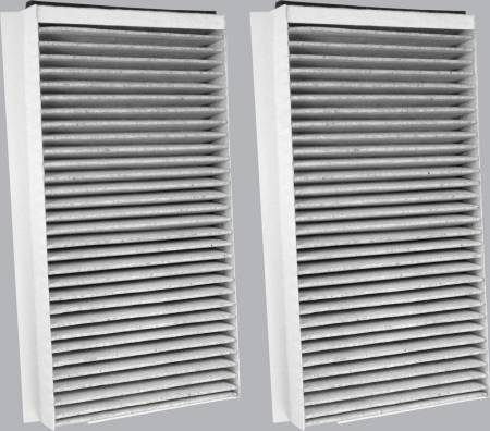 FilterHeads - AQ1134 Cabin Air Filter - Carbon Media, Absorbs Odors - Image 3
