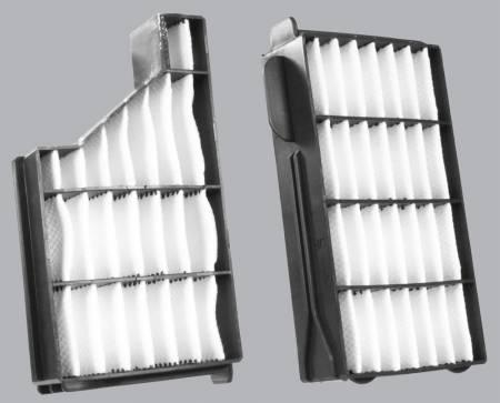 Subaru Forester - Subaru Forester 2002 - FilterHeads - AQ1135 Cabin Air Filter - Particulate Media