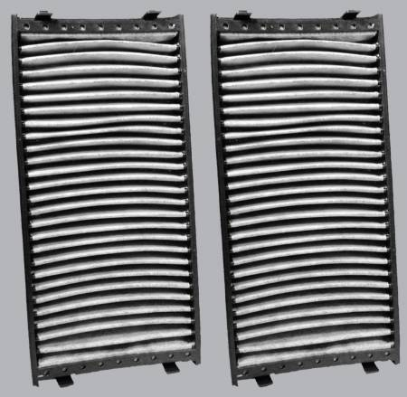 FilterHeads - AQ1147C Cabin Air Filter - Carbon Media, Absorbs Odors - Image 2
