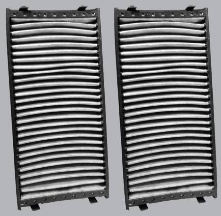 FilterHeads - AQ1147C Cabin Air Filter - Carbon Media, Absorbs Odors - Image 2