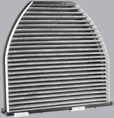 FilterHeads - AQ1161C Cabin Air Filter - Carbon Media, Absorbs Odors - Image 1