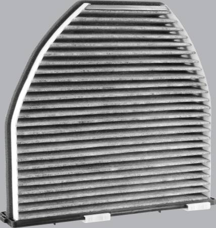 FilterHeads - AQ1161C Cabin Air Filter - Carbon Media, Absorbs Odors - Image 2