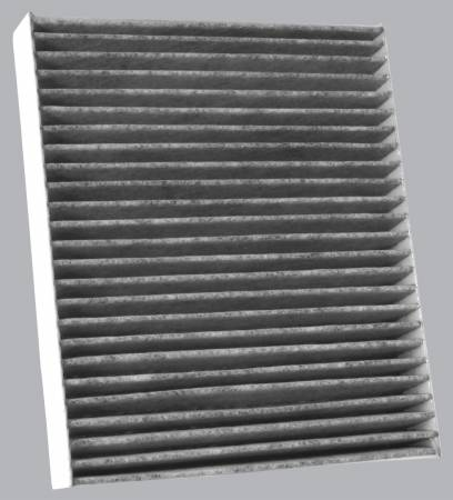 FilterHeads - AQ1164C Cabin Air Filter - Carbon Media, Absorbs Odors - Image 1