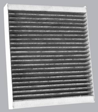 FilterHeads - AQ1164C Cabin Air Filter - Carbon Media, Absorbs Odors - Image 2