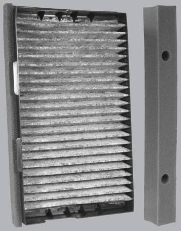 FilterHeads - AQ1169C Cabin Air Filter - Carbon Media, Absorbs Odors - Image 1
