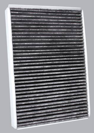 FilterHeads - AQ1176C Cabin Air Filter - Carbon Media, Absorbs Odors - Image 1