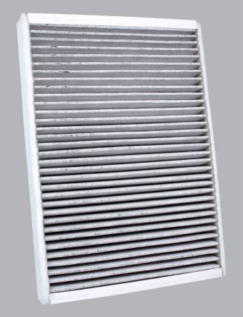 FilterHeads - AQ1176C Cabin Air Filter - Carbon Media, Absorbs Odors - Image 2