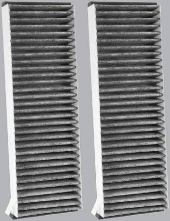 FilterHeads - AQ1177C Cabin Air Filter - Carbon Media, Absorbs Odors - Image 2