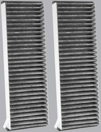 FilterHeads.com - AQ1177C Cabin Air Filter - Carbon Media, Absorbs Odors - Image 2
