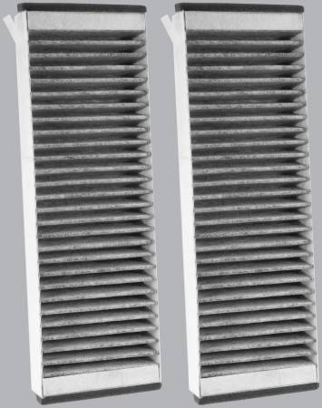 FilterHeads - AQ1177C Cabin Air Filter - Carbon Media, Absorbs Odors - Image 3